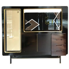 Unique Cabinet, Draga and Aurel