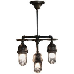 Unique Crouse Hinds 3 Pendant Lighting