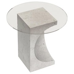 Unique Edge Side Table by Collector