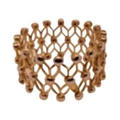 Unique Expandable Ring to Bracelet