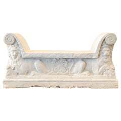 Neoclassical Benches