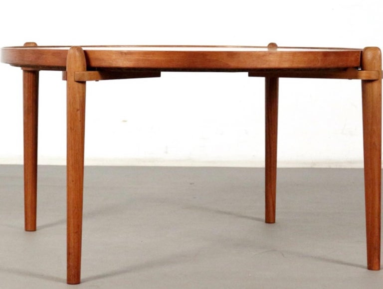 Late 20th Century Unique Heinz Lilienthal Agate Coffe Table For Sale