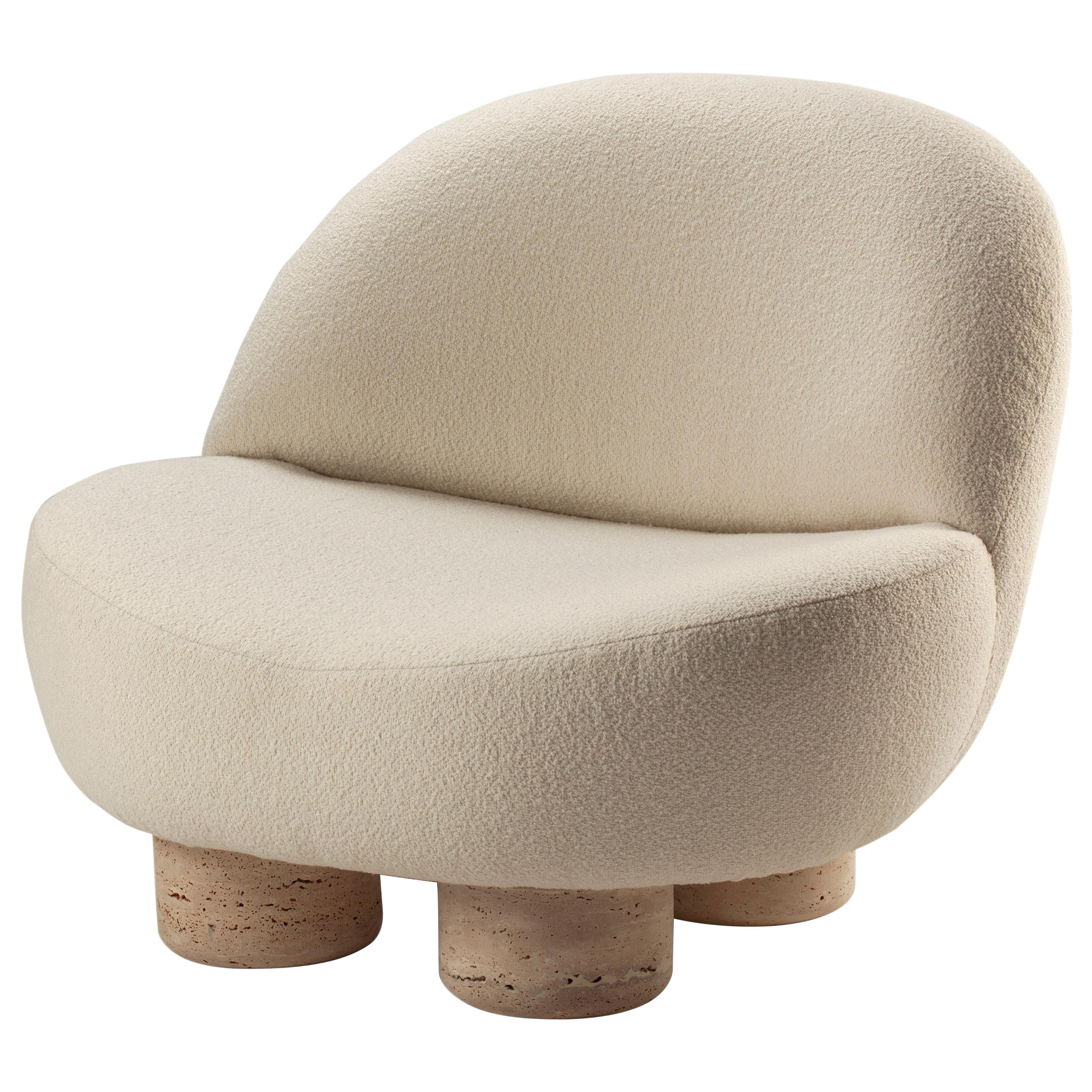 Unique Hygge Armchair by Collector