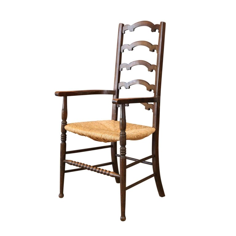 Unusual Furniture For Sale: Unique Ladder-Back Chairs For Sale At 1stdibs