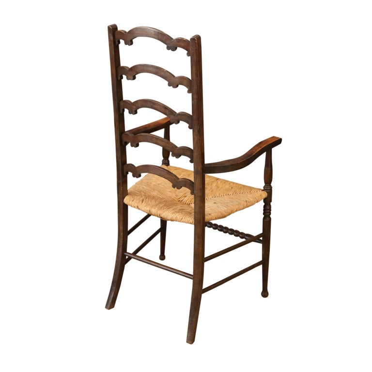Weird Furniture For Sale: Unique Ladder-Back Chairs For Sale At 1stdibs