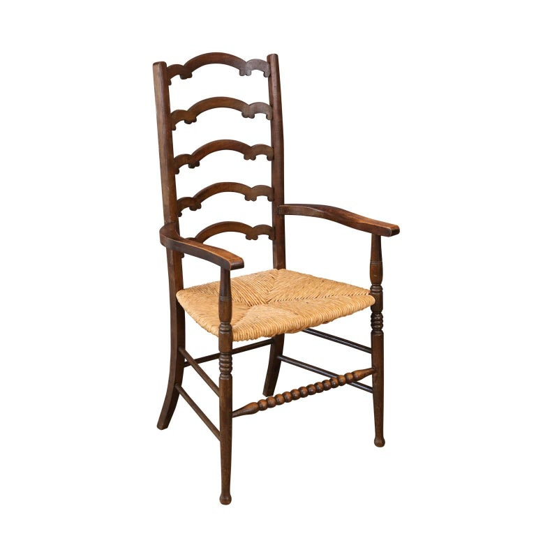 Unique Furniture For Sale: Unique Ladder-Back Chairs For Sale At 1stdibs