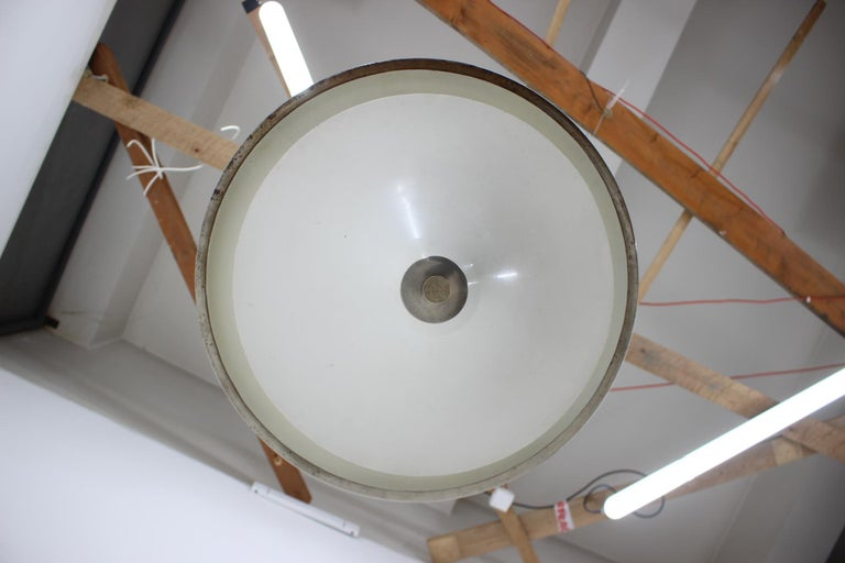 Mid-20th Century Unique Large Bauhaus Chandelier by Franta Anyz, 1930s For Sale