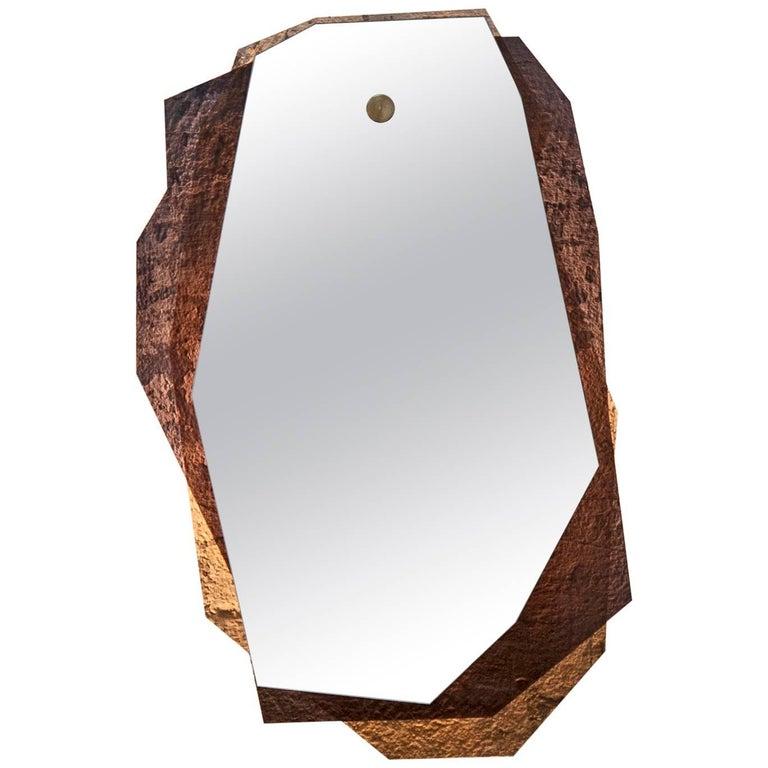 Unique Light Wall Mirror For Sale