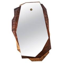 Unique Light Wall Mirror