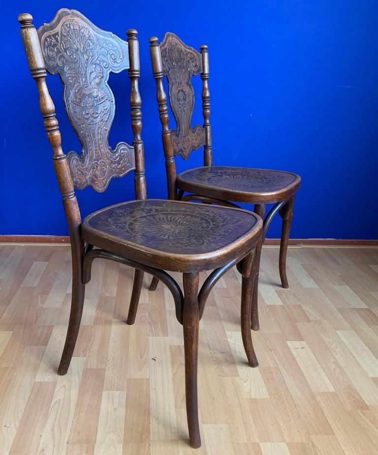 Bentwood Chairs Jacob And Josef Kohn, Arts & Crafts Furniture