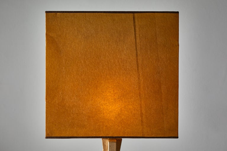 Unique Pair of Table Lamps by Cerri Nestore For Sale 8
