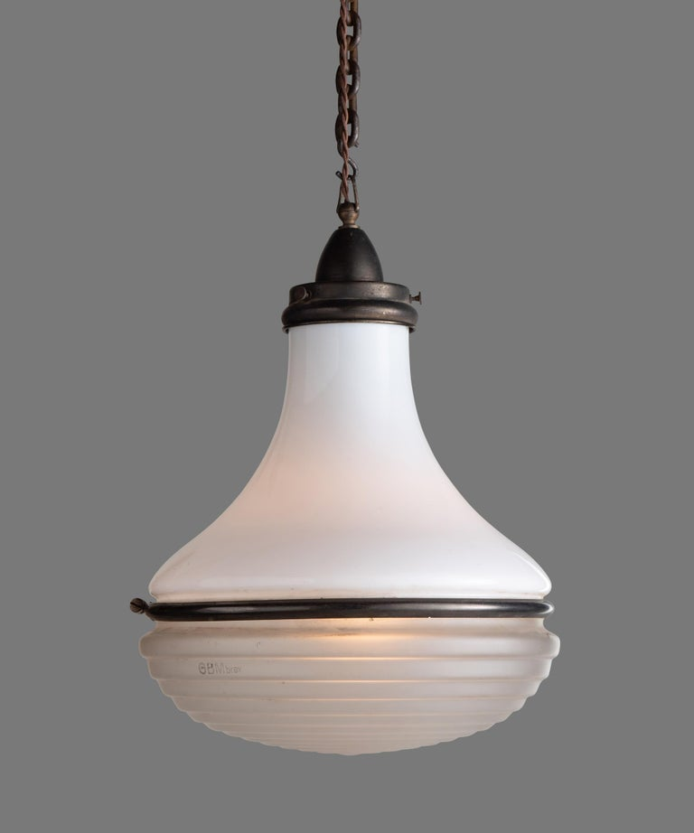 Unique pendant by Siemens, circa 1930.