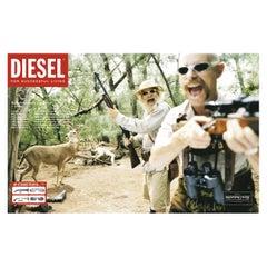 Unique Photography by Henrik Halvarsson for Diesel Jeans Advertisements