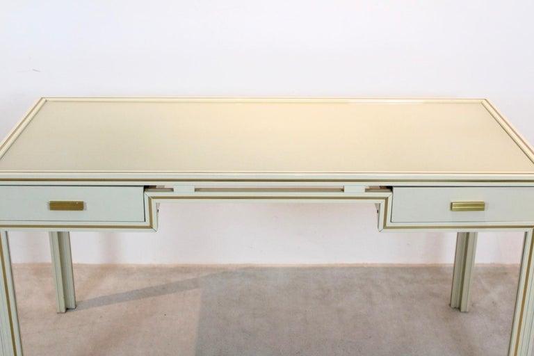 Unique Pierre Vandel Paris Desk, France, 1970s For Sale 4