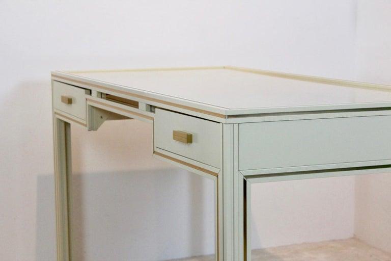 French Unique Pierre Vandel Paris Desk, France, 1970s For Sale