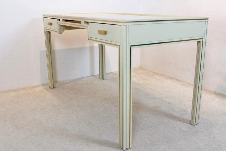 Unique Pierre Vandel Paris Desk, France, 1970s In Good Condition For Sale In Voorburg, NL