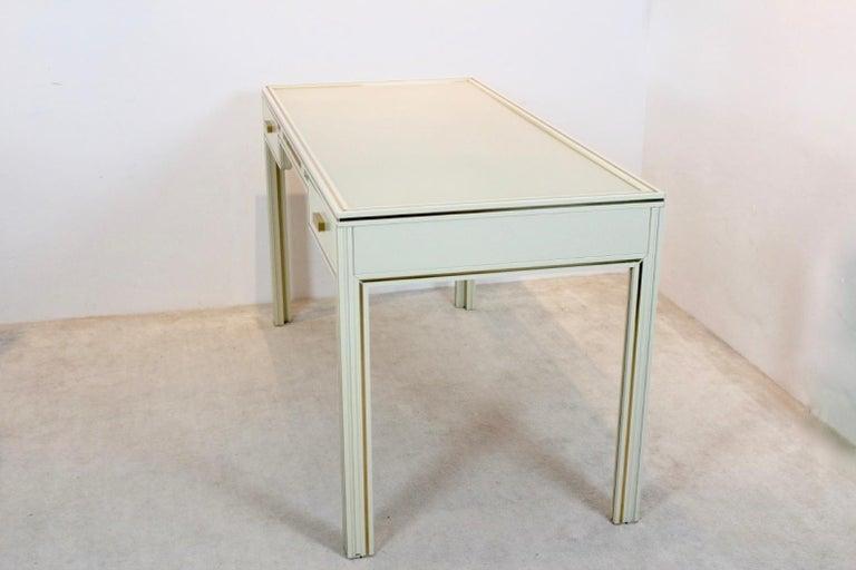 Unique Pierre Vandel Paris Desk, France, 1970s For Sale 1