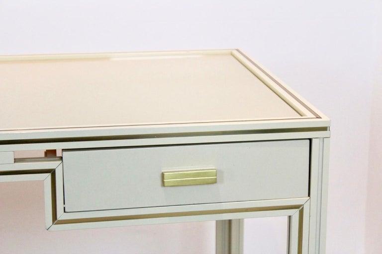 Unique Pierre Vandel Paris Desk, France, 1970s For Sale 2