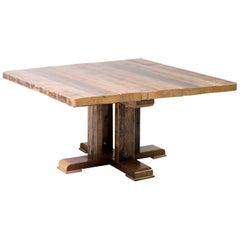 Unique Piet Hein Eek Scrap Wood Dining Table