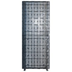 Unique Resin Composite Industrial Loft Screen Wall Divider