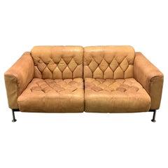 Unique Robert Haussmann No. 302 Sofa by De Sede