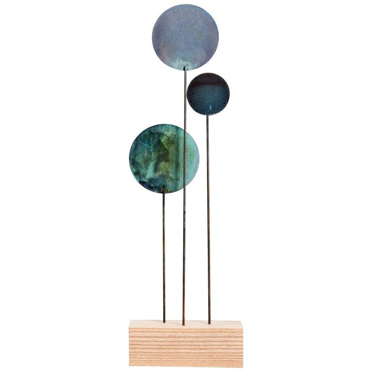 Unique Sculpture by Kneip For Sale