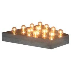 Unique Table Lamp Gruyère by Koen Van Guijze