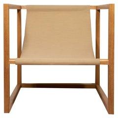Unique Unique Cube Armchair Signed by Gigi Design