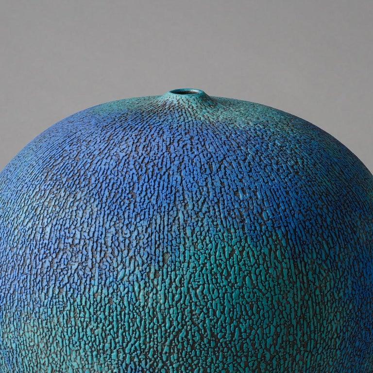 Finnish Unique Vase by Erna Aaltonen For Sale