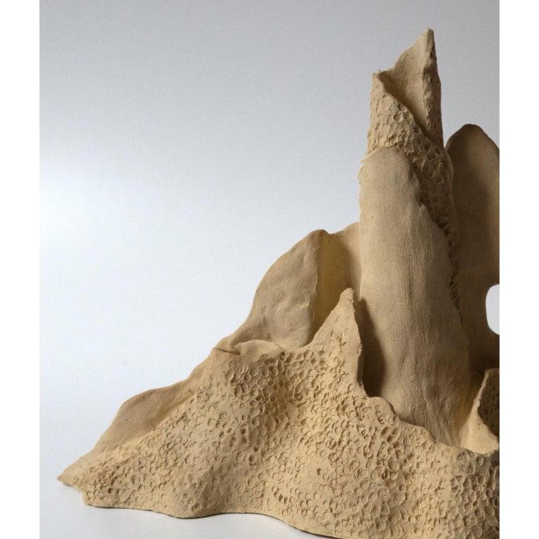 South African Unique Veld Candelabra by Jan Ernst For Sale