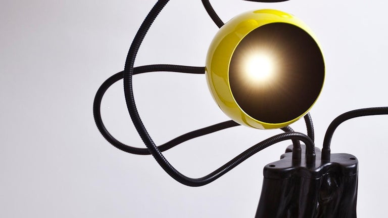 Unique Xango Floor Lamp by Gustavo Dias In New Condition For Sale In Geneve, CH