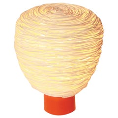 Unit Boy Table Lamps, Stylish Modern Rattan Handcrafted Light created by Ango
