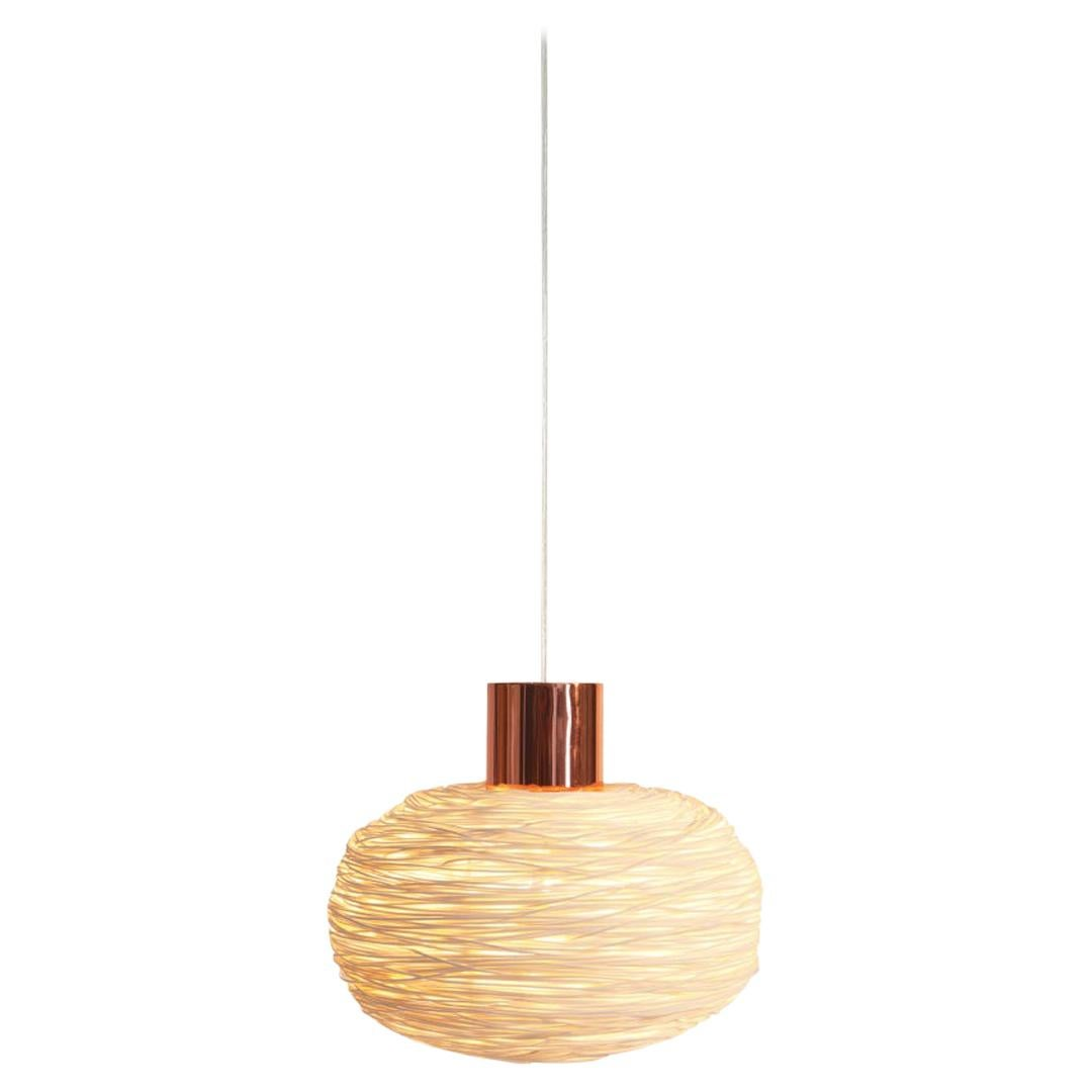 Unit Pendant-R by Ango, Luxuriously Stripped Down Electro Native Pendant Lamp