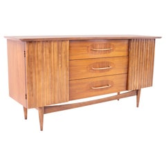 United Furniture Style Midcentury Credenza
