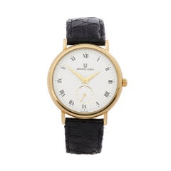 Univeral Geneve 18k Yellow gold 127.146 Gents Wristwatch