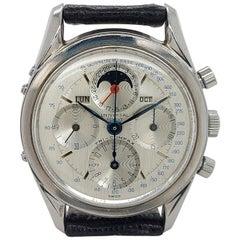 Universal Genève Tri Compax Chronograph Ref 222100, Rare Collectors Watch