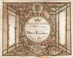 Reynardus Willem van Rossum […] en Maria Engelen […].