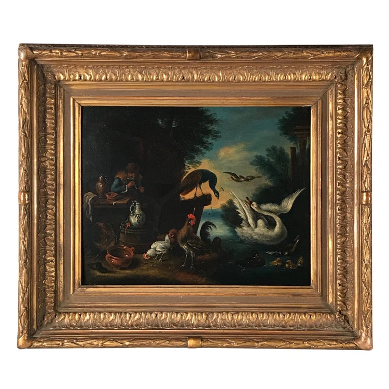 Unknown Flemish Artist, 18th Century For Sale