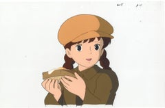 Castle in the Sky Original Animation Cel, Laputa, Studio Ghibli, Hayao Miyazaki