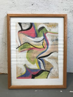 dekooning style and color