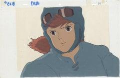 Nausicaa of the Valley of the Wind Original Animation Cel, Hayao Miyazaki