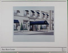 Polo Ralph Lauren Chicago North Michigan Avenue Architect's Rendering
