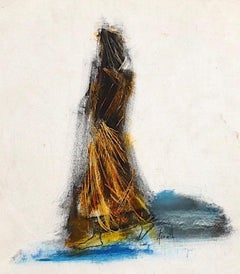 The Passage - Mixed Media Painting - 20th Century