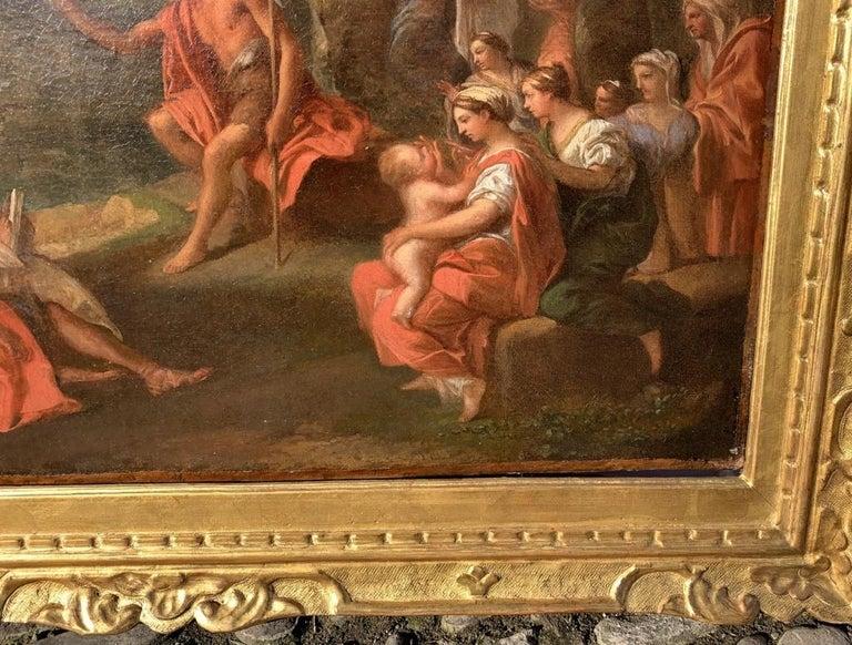 Italian master of the 18th century. -
