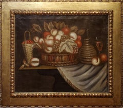 18th Century Spanish Still Life of Fruit