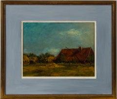1948 Oil - Summer Cottage