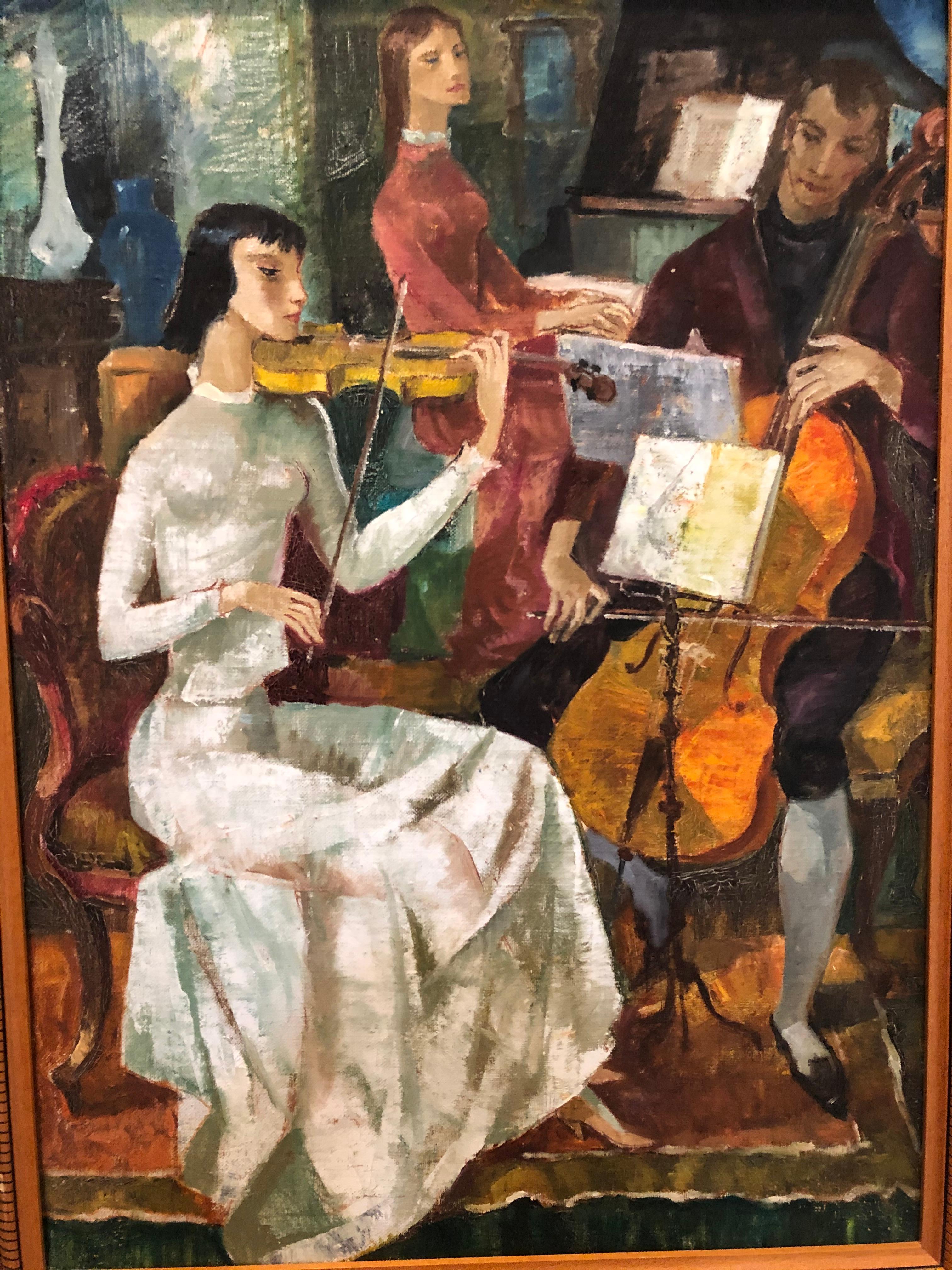 "1969 American Modern ""The Concert"""