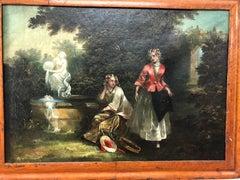 19th Century Genre Painting