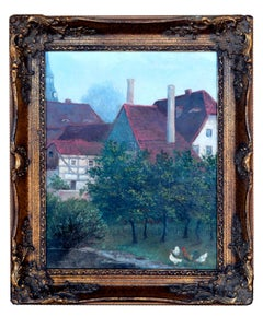 19th Century Sussex Landscape