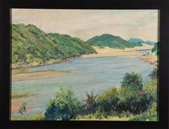 20th Century Oil - Coastal View